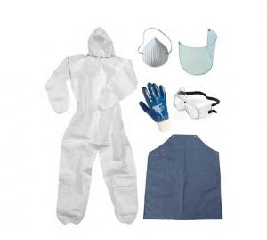 Safety Wear Kit, Vector / Chemical Outfit